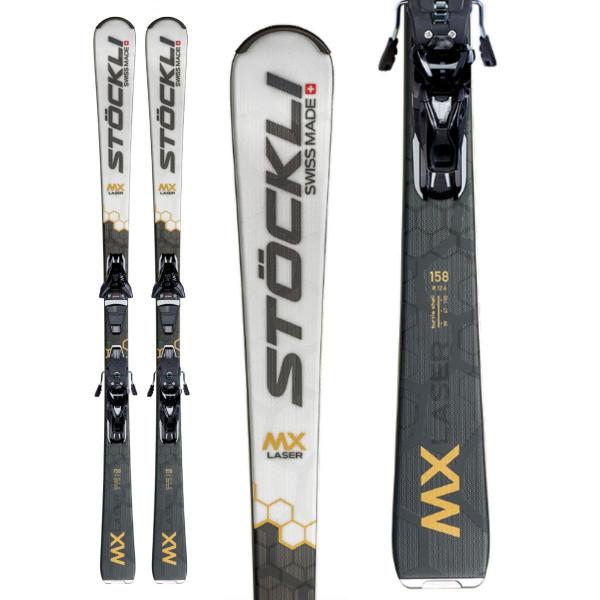 Dámské lyže Stöckli Laser MX + MC11
