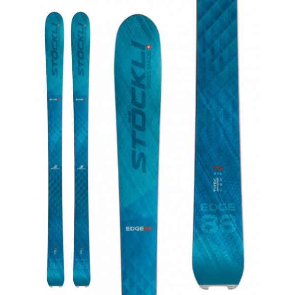 Skialpové lyže Stöckli EDGE 88