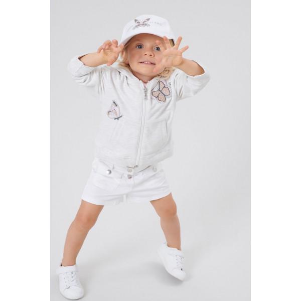 Dívčí mikina PoivreBlanc S20-5201-BBGL