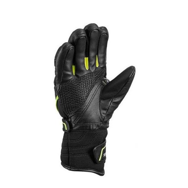 Dětské  lyžařské rukavice Leki WORLDCUP RACE FLEX S JUNIOR