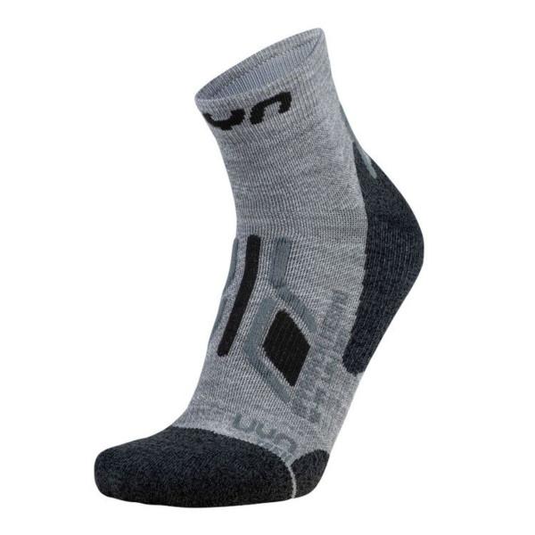 Pánské trekingové ponožky UYN Trekking Approach Merino Low Cut