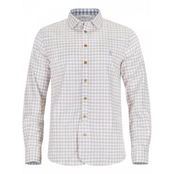 Pánská  košile LuisTrenker HAIMO KARO