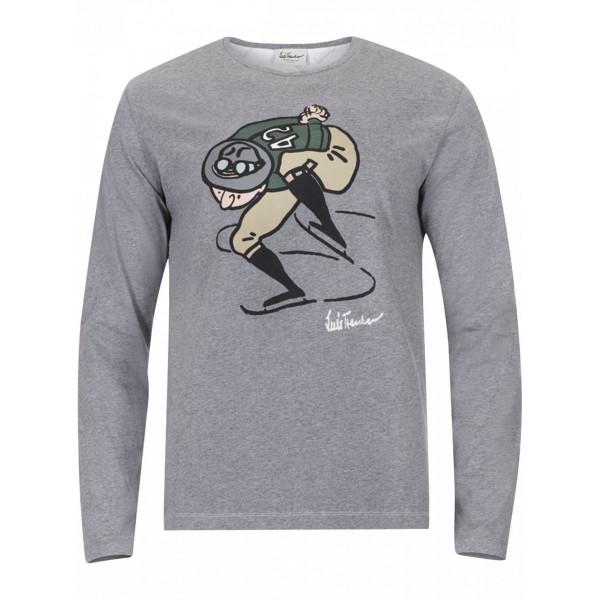 Pánské tričko LuisTrenker Cedrus Regular