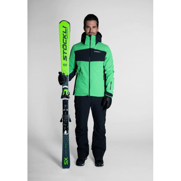 Pánská lyžařská bunda Stöckli SKIJACKET RACE