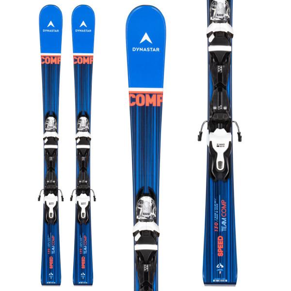 Dětské sjezdové lyže Dynastar Team Comp Xpress Jr +Xpress 7 GW