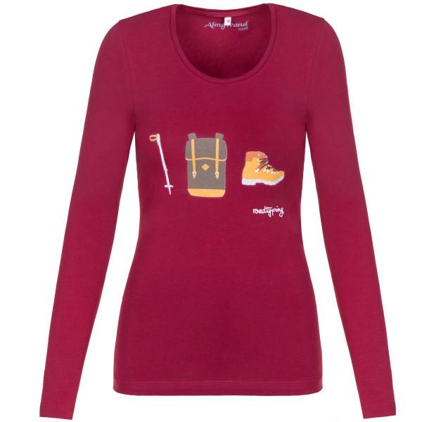 Dámské tričko Almgwand TESSELBERGERALM