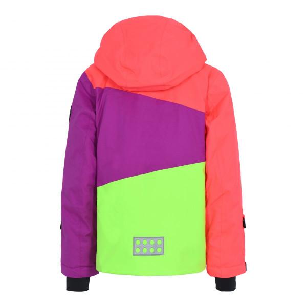 Dívčí  lyžařská bunda LegoWear JODIE 701