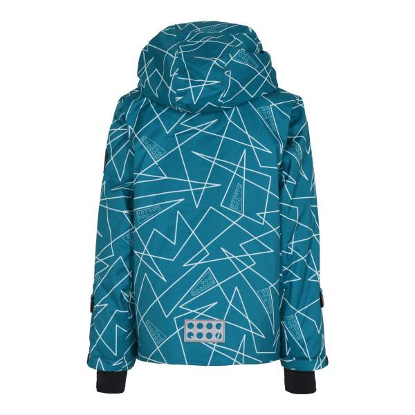Chlapecká  lyžařská bunda LegoWear JOSHUA 702