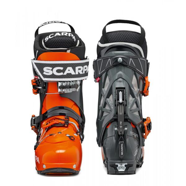 Pánské skialpové boty Scarpa MAESTRALE 3.0 12047T