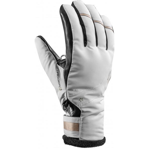 Dámské lyžařské rukavice Leki SNOWBIRD 3D GTX