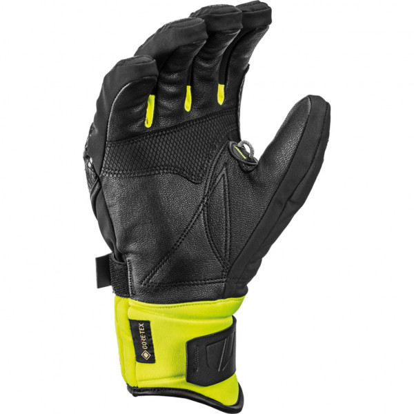 Dětské lyžařské rukavice Leki WORLDCUP RACE COACH FLEX S GTX