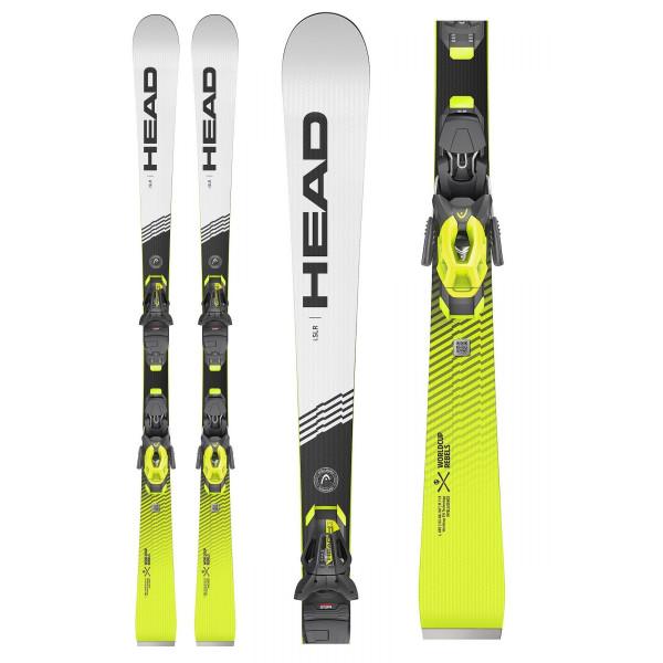 Sjezdové lyže Head WC Rebels i.SLR SW LYT + PR 11 GW