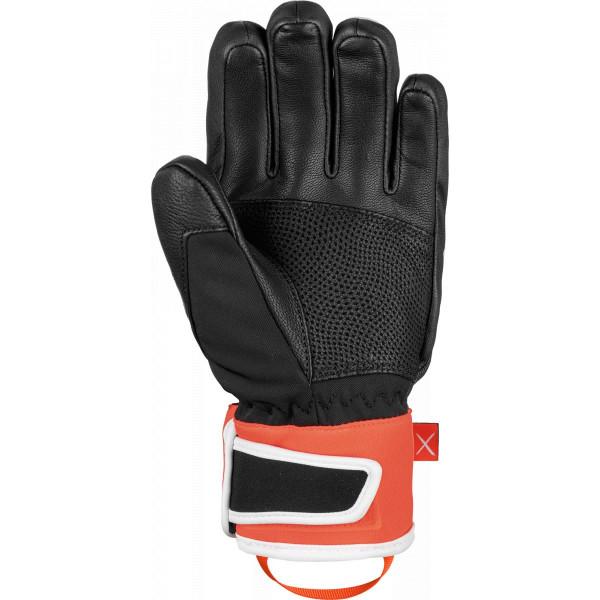Dětské lyžařské rukavice Reusch WORLDCUP WARRIOR PRIME R-TEX XT