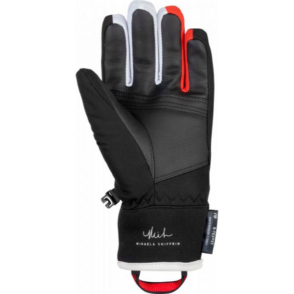 Dětské  lyžařské rukavice Reusch MIKAELA SHIFFRIN R-TEX XT
