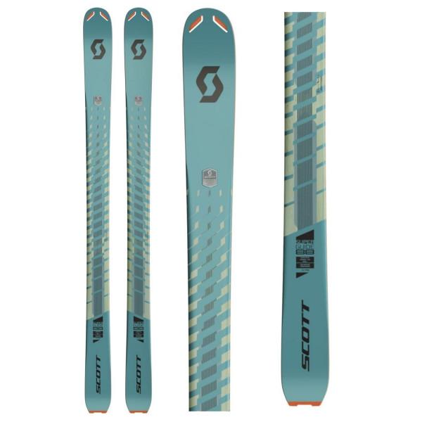 Dámské skialpové lyže Scott Superguide 88 W