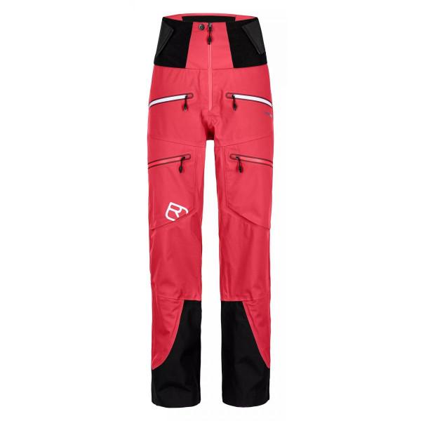 Dámské skialpové freeridové kalhoty ORTOVOX 3L GUARDIAN SHELL