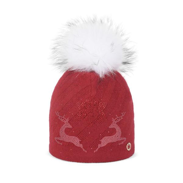 Dámská čepice Granadilla Baxter Fur