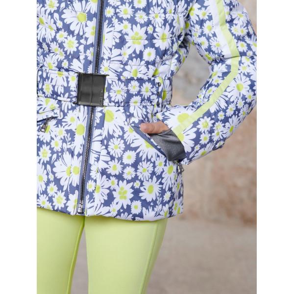 Dívčí lyžařská bunda PoivreBlanc W20-1002-JRGL/A SKI