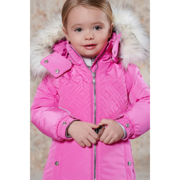 Dívčí lyžařská bunda PoivreBlanc W20-1003-BBGL/A SKI