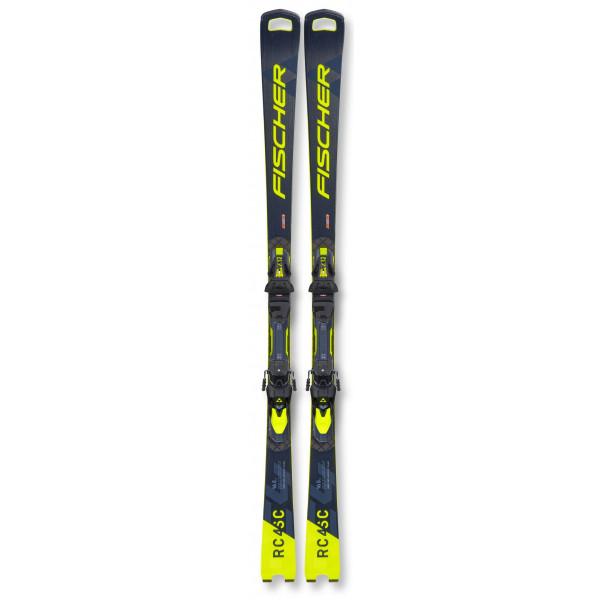 Sjezdové lyže Fischer RC4 WC SC MT + RC4 Z12 PR