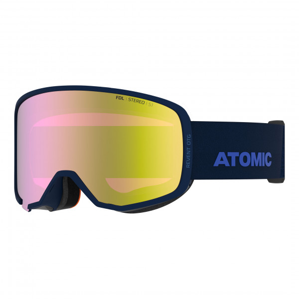 Lyžařské brýle Atomic Revent OTG Stereo