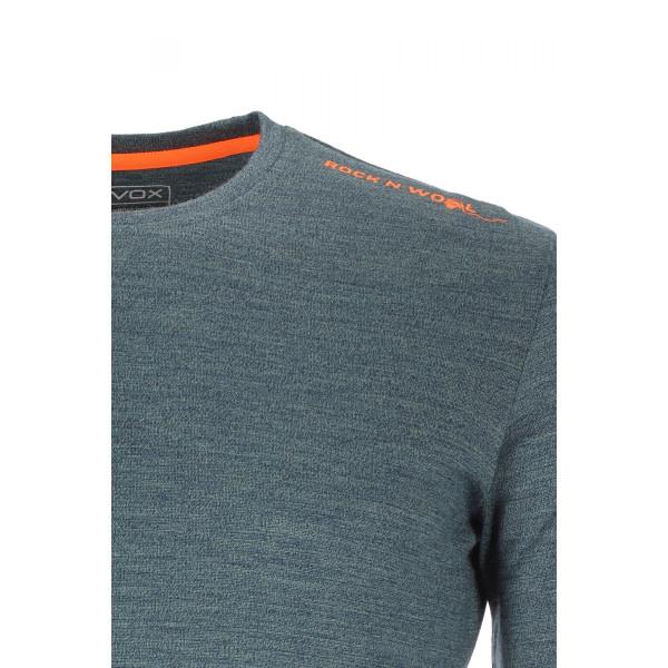 Pánské funkční tričko Ortovox 185 Rock'n'Wool Long Sleeve