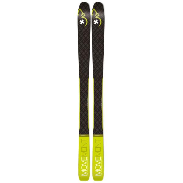 Skialpové lyže Movement SESSION 89