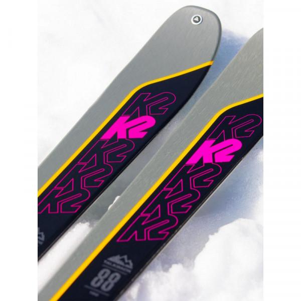 Dámské skialpové lyže K2 TALKBACK 88
