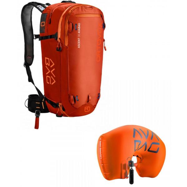 Lavinový batoh ORTOVOX ASCENT 30l AVABAG KIT