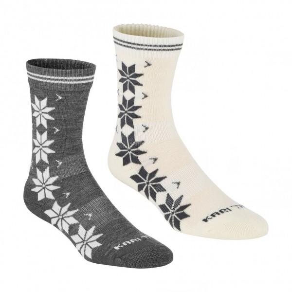 Dámské  ponožky KariTraa VINST WOOL