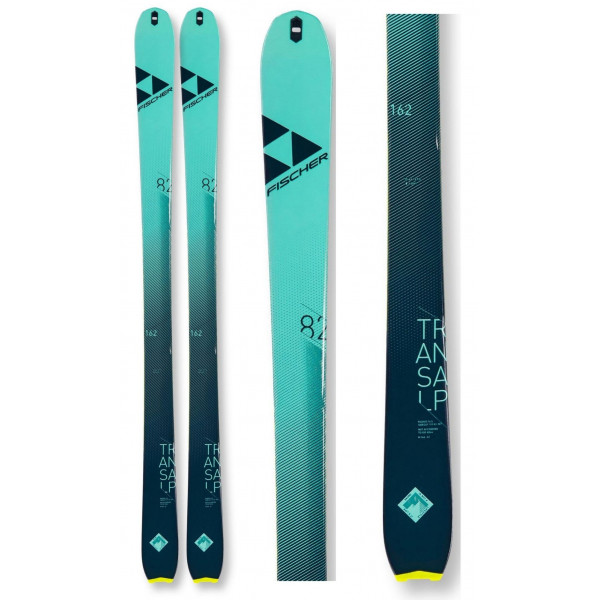 Dámské  skialpové lyže Fischer TRANSALP 82