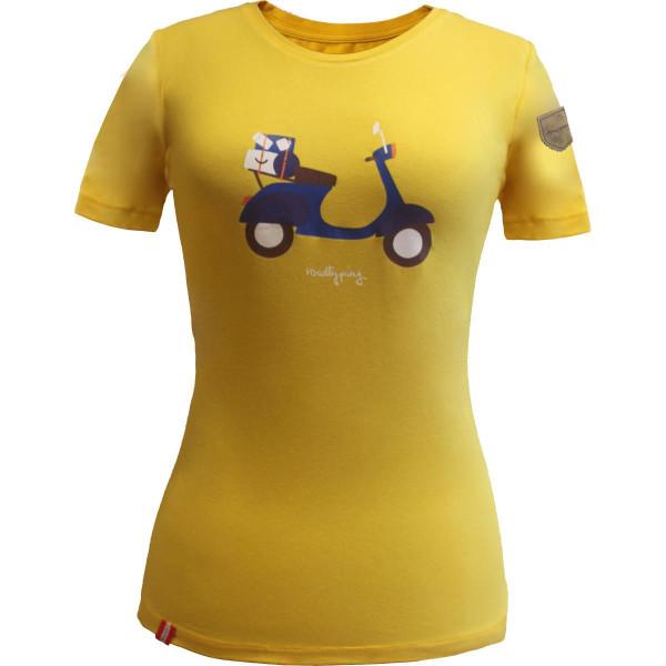 Dámské  tričko Almgwand RUDERSALM