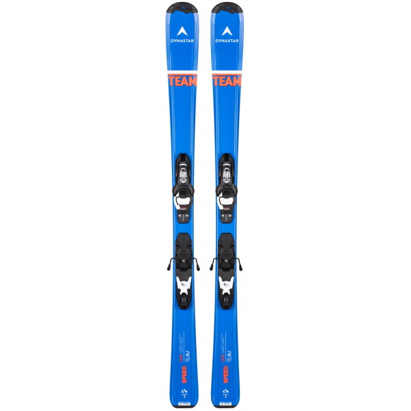 Dětský SET III - lyže 130-150 cm, lyžáky, hole, helma