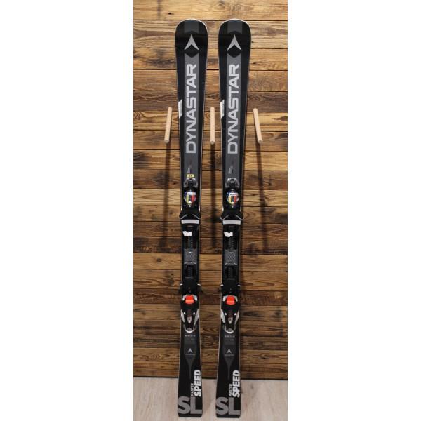 Testovací sjezdové lyže Dynastar Speed Master SL Konect +SPX 12 GW