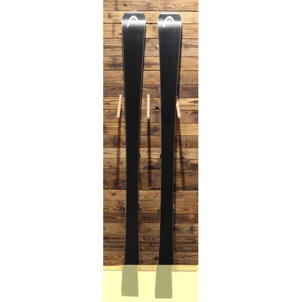 Testovací sjezdové lyže Head Supershape i.Magnum SW + PRD 12 GW
