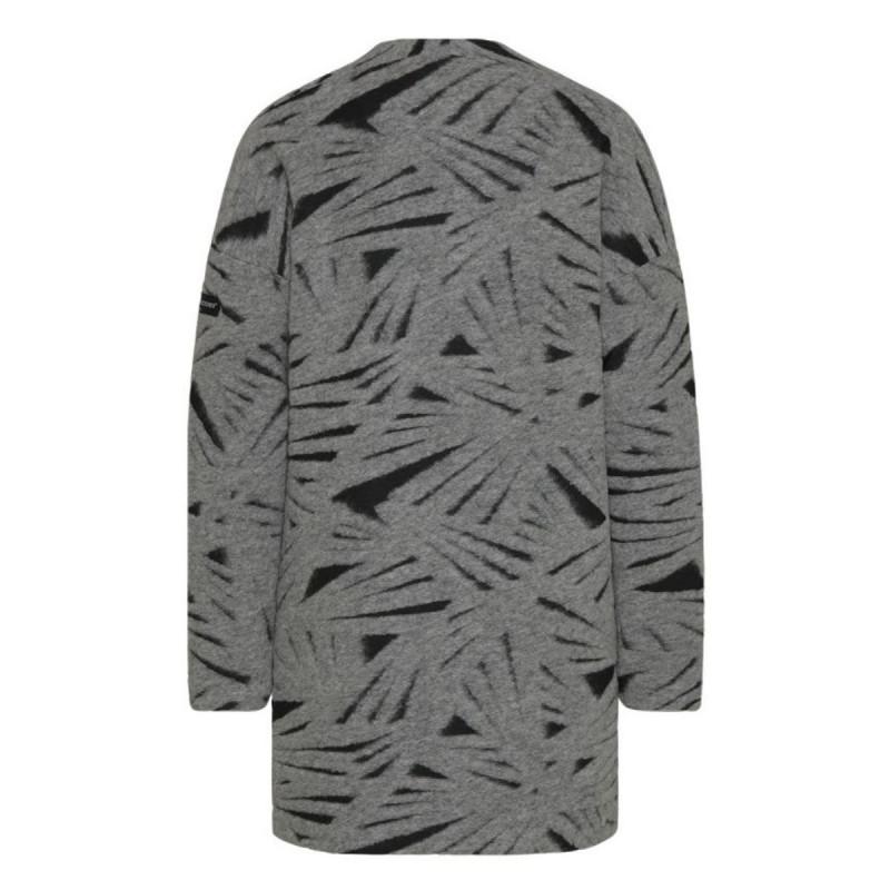 Dámský kabát Frieda&Freddies WOOL COAT  7707  - šedá