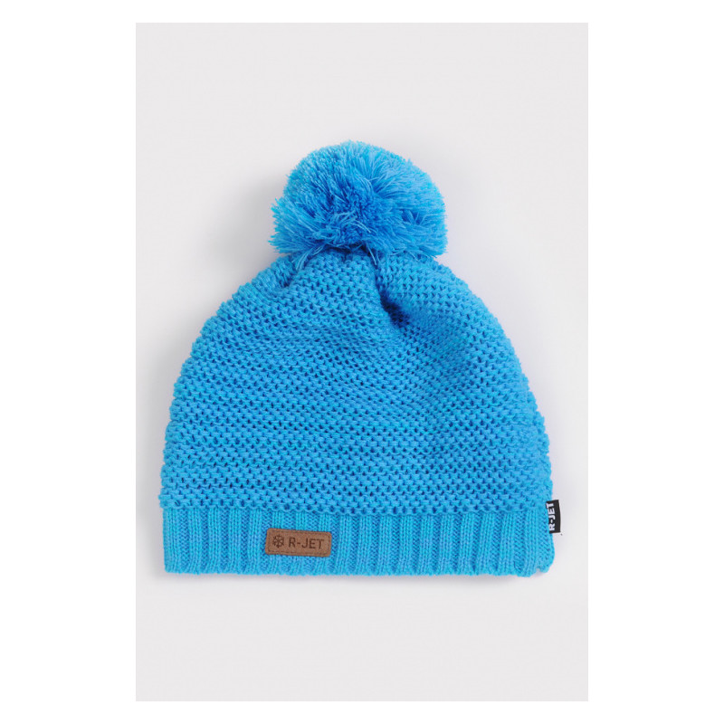 Chlapecká čepice R-JET DKB  - modrá