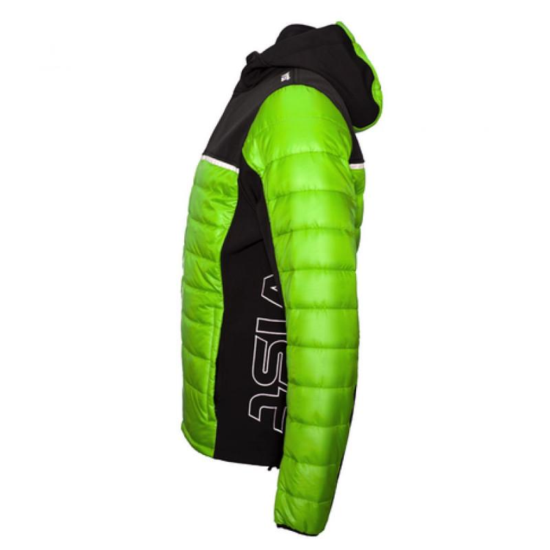 Pánská bunda Vist SOFTSHEL  - zelená