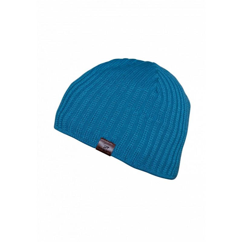 Pánská čepice Stöckli SOLID  - modrá