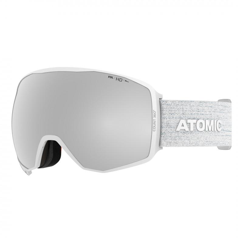 Lyžařské brýle Atomic COUNT 360° HD  - bílá