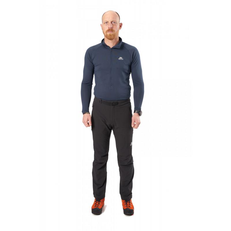 Pánské kalhoty MountainEquipment IBEX LONG  - černá